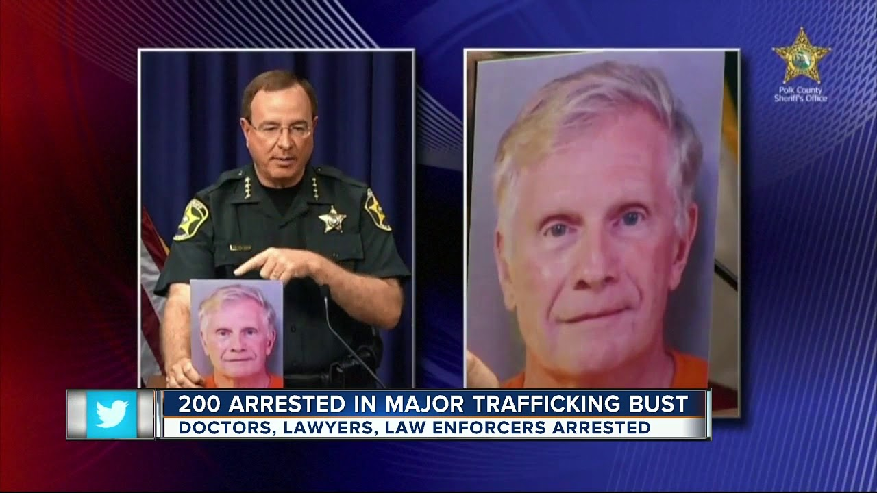 277 arrested in Polk County prostitution sting