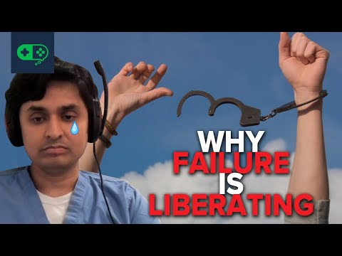 Why Failure Is Liberating |  Dr. K Interviews