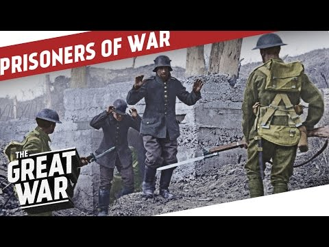 Prisoners of War During World War 1 I THE GREAT WAR Special