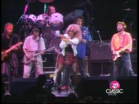 Tina Turner  Eric Clapton  Tearing us apart