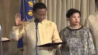 httprtvm.gov.ph - Oath-taking of Vice President Jejomar Binay as HUDCC Chairman.mp4