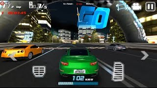 Crazy Speed Fast Racing Car / Sports car Racing Games / Android Gameplay FHD