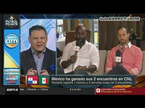 Felipe Baloy Habla Del Juego PANAMÁ Vs MÉXICO De La Concacaf Nations League - Futbol Picante