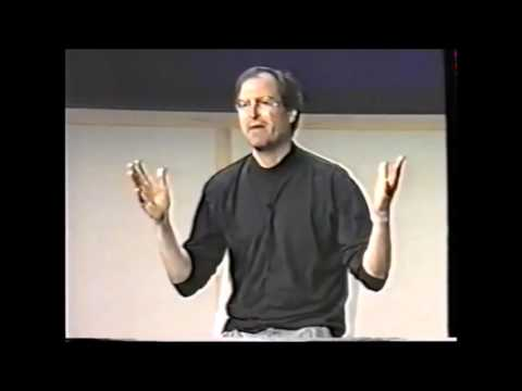 Apple, Think Different - 1997 Internal Meeting