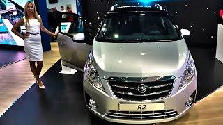 видео KIA привезет на Московский автосалон пять новинок