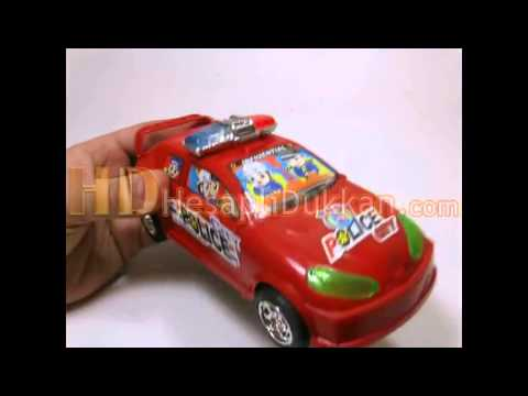 RED Police Cars To play sirens and it's shooting- hi there! This İs a Toy- ToY'ss