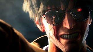 GUNGRAVE GORE Trailer (2019) PS4