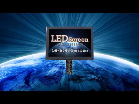 Malaysia LED Screen Advertising, Digital LED Billboard, Big TV Media, Factory, Manufacturer, Builder