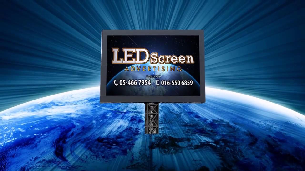 Malaysia LED Screen Advertising, Digital LED Billboard, Big TV Media, Factory, Manufacturer, Builder