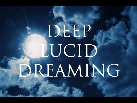 Lucid Dreaming Sleep Music ➤ Magical Clear Dreams | Subliminal Affirmations | Solfeggio 528hz