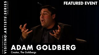 Adam Goldberg of The Goldbergs