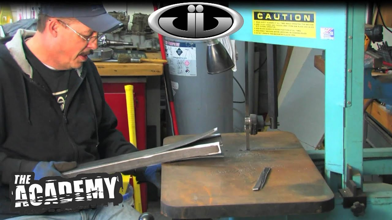 How To Build a Welding Cart For A Mig & Stick Welder Part 1/4 ...