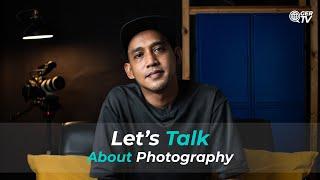 Let's Talk | Episode 1 - Muhammad Reza