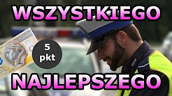 Mandat za rozmawianie przez telefon podczas jazdy 300 zł oraz 5 pkt. karnych