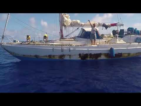USS Ashland Renders Aid to Mariners