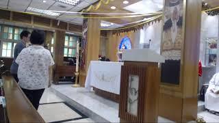 Publication Date: 2019-06-10 | Video Title: 2019年06月09日聖類斯學校陳鴻基神父主禮聖神降臨節彌撒