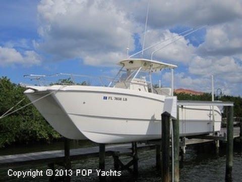 Sold Used 1999 World Cat 266 Sf In Apollo Beach Florida Youtube