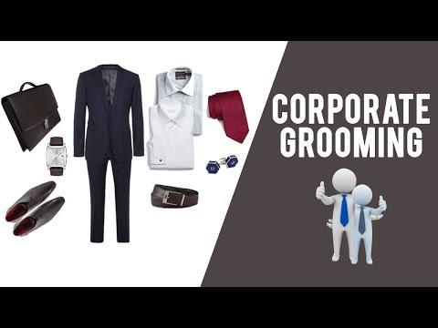 Corporate Grooming   Dress-Up & Etiquette