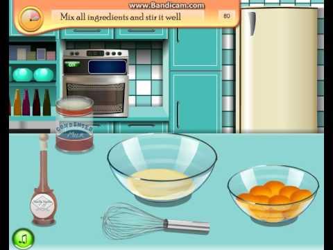 Cocina con Sara Flan  YouTube