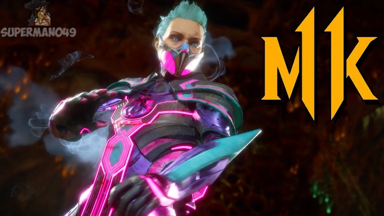 Playing Amazing With Frost! - Mortal Kombat 11: