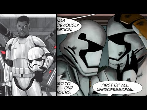 What First Order Stormtroopers Did in Their Free Time - Star Wars Explained