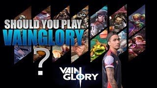 SHOULD YOU PLAY VAINGLORY 5V5? - REVIEW - VAINGLORY - GAMEPLAY