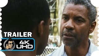 FENCES - Official Trailer (2016) Denzel Washington Movie [4K Ultra HD]