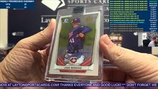 2018 Topps Archives Signature Series Baseball 20 Box Case Break #1 – RANDOM HIT STYLE