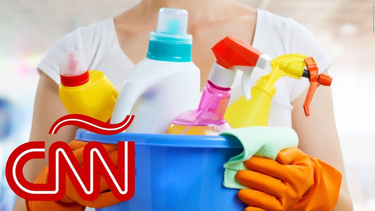 Desinfecta correctamente tu hogar