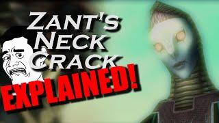 Zant's Neck Crack EXPLAINED!