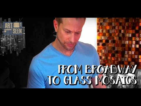 From Broadway to Glass Mosaics -  Michael Curry - Art Seen Ep. 308