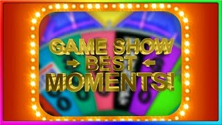 THE BEST OF GAME SHOWS! (Game Show Funniest Moments 2016)