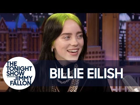 Billie Eilish on Her Throwback Jimmy Obsession, Ankle Sprains and Green World Tour from YouTube · Duration:  7 minutes 49 seconds