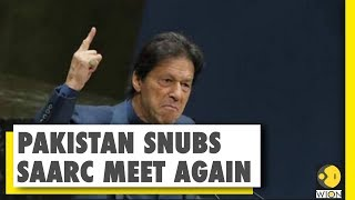 Pakistan refuses to attend SAARC meet on COVID-19 | Imran Khan Government
