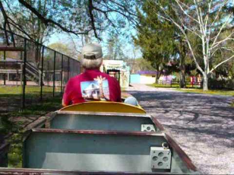 Train Ride At Timbavati Wildlife Park And Storybook ...