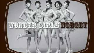 Wonder Girls - Nobody