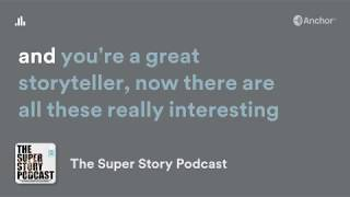 Super Story Sound Byte #10 - Houston Howard Talks About Why Independent Creators Need Transmedia