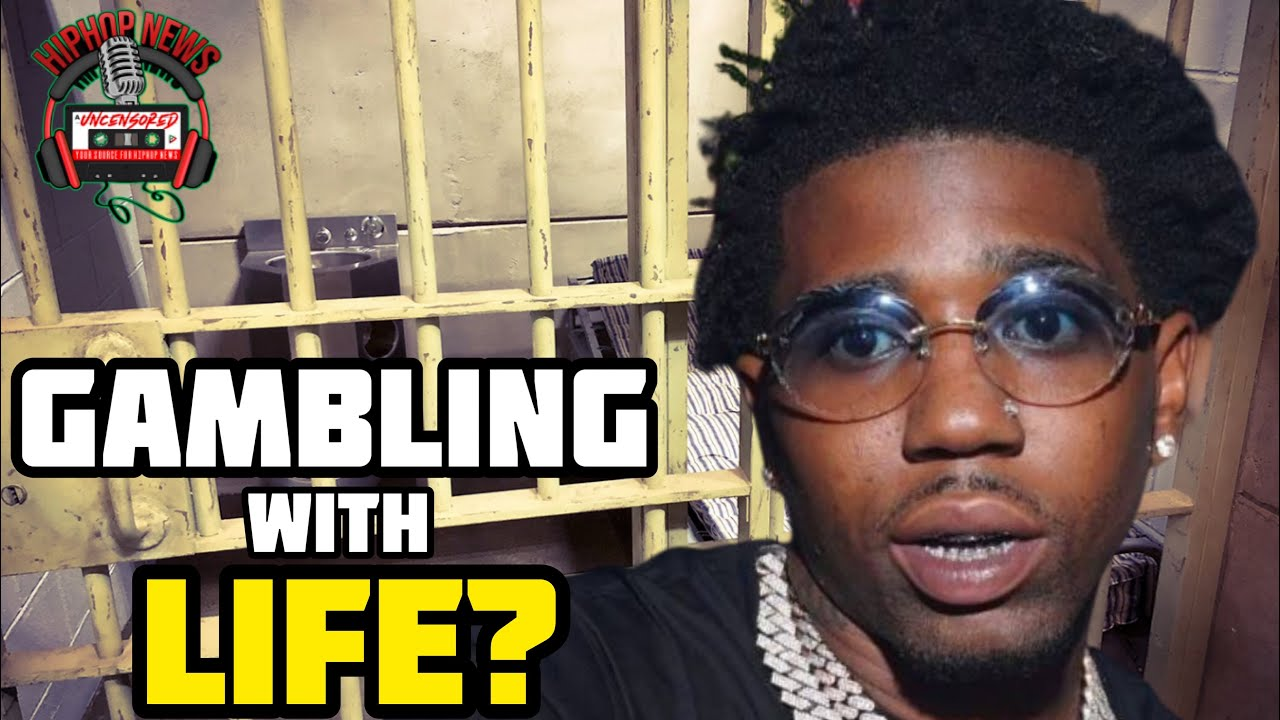 The Feds Are Trying To Make An Example Out Of YFN Lucci!!