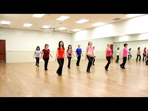 Gone West - Line Dance (Dance & Teach in English & 中文)