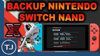 Switch NAND Backup!