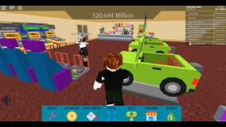 ROBLOX FREE GAME Arcade Tycoon Part 2