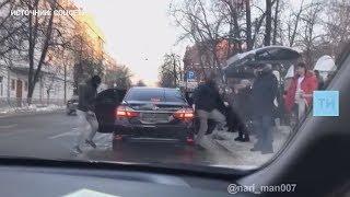 Участников розыгрыша с похищением человека в Казани накажут за нарушение ПДД