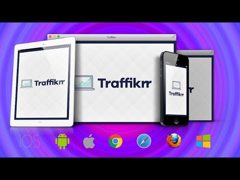 Traffikrr Review Demo - Automatically Post Viral Content To Websites. http://bit.ly/2ZzjQc6