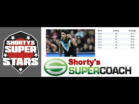 SuperCoach 2018 Player Profile: Chad Wingard