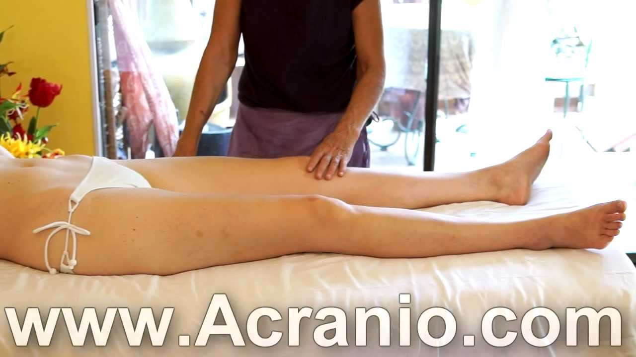 My wife gets erotic massage