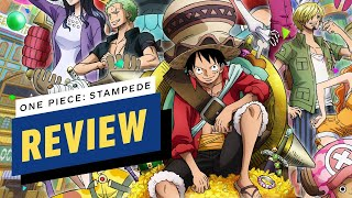 One Piece: Stampede Review