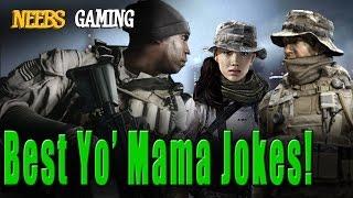 Best Yo' Mama Jokes!
