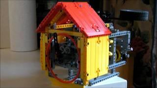 Lego Cuckoo Clock By Nico71