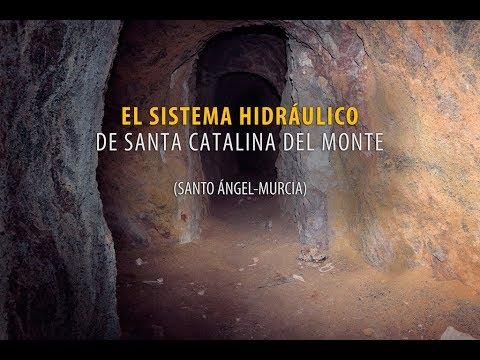 El sistema hidráulico de Santa Catalina del Monte (Santo Ángel)