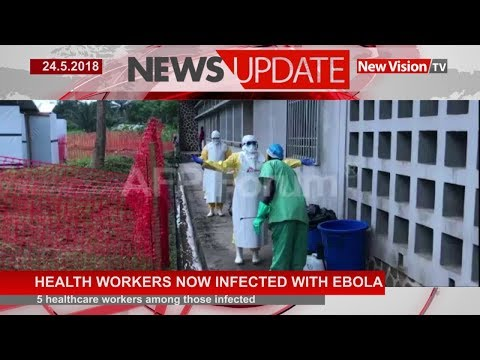Health workers now infected with Ebola